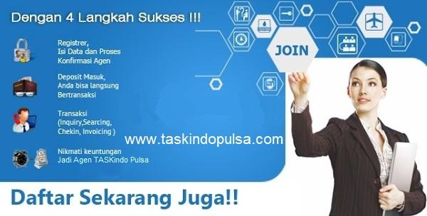 Agen Pulsa Android Taskindo Pulsa